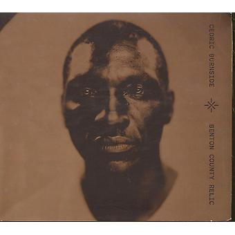 Cedric Burnside - Benton County Relic CD