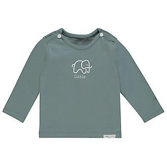Noppies Tshirt Amanda Elephant Dark Green