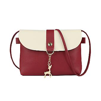 Shoulder Bag With Fawn