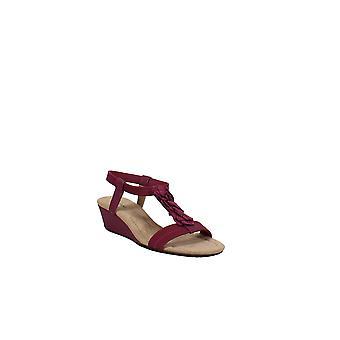 Alfani | Valensia Floral Wedge Sandals