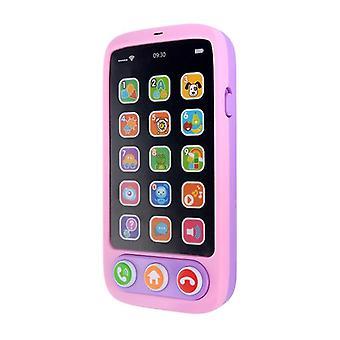 Dzieci Elektroniczny Wokal, Telefon Hobby, Dzieci Telefon Edukacyjne,