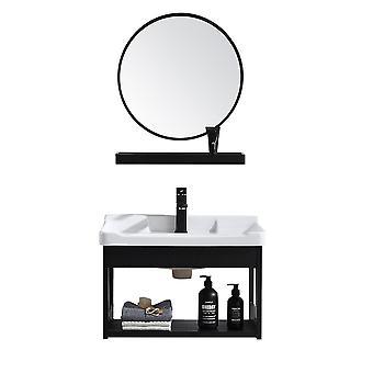 الفضاء الألومنيوم حوض الحمام مجلس الوزراء, مرآة الغرور