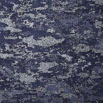 Arthouse Patina Bleu Argent Papier peint 297602