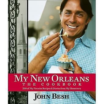 Keittiömestari John Beshin keittokirja New Orleansista