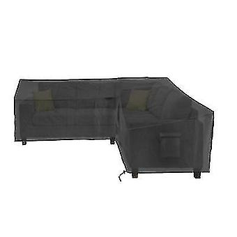 Vancl outdoor garden furniture Dust cover,Corner Furniture Cover,L Shape(Set