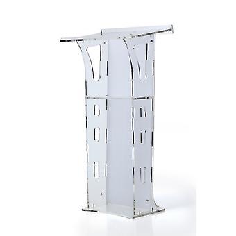 Прозрачный акрил Коммерческая кафедра Мебель Подиум 3218