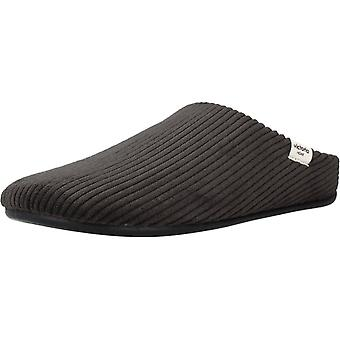 Victoria Zapatillas Hogar 1081107v  Color Negro