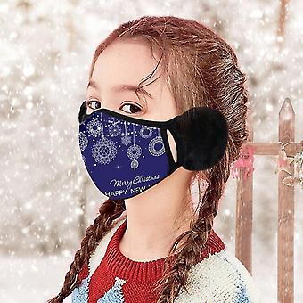 אוזניות קטיפה חמות בחורף עם כיסוי אוזניים לפנים לאוזן