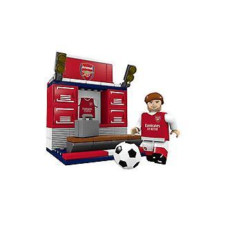 Arsenal FC Spogliatoio in mattoni