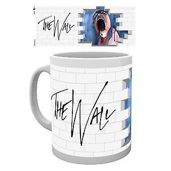 La tasse de Scream mur