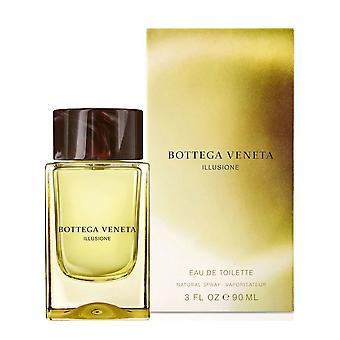 Parfym illusione manlig Bottega Veneta (90 ml) EDT för män