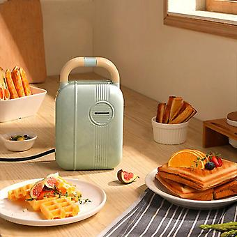 Multifunktions våffel maker utbytbar munkkaka Eggette Grill Non Stick Beläggning Sandwich