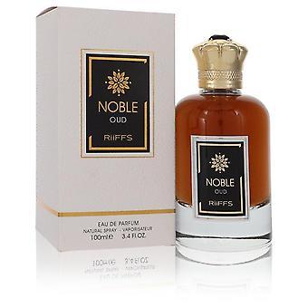 Riiffs noble oud eau de parfum spray (unisex) by riiffs 557758 100 ml