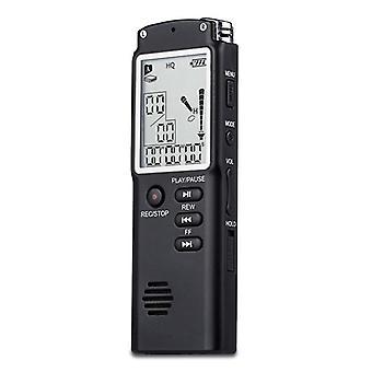 Hlasový záznamník USB Professional Dictaphone Digitální zvukový hlasový záznamník Digitální hlasový záznamník