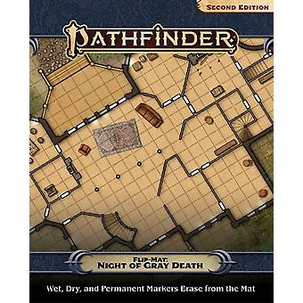Pathfinder FlipMat Night of the Gray Death P2 by Ron LundeenJason Engle