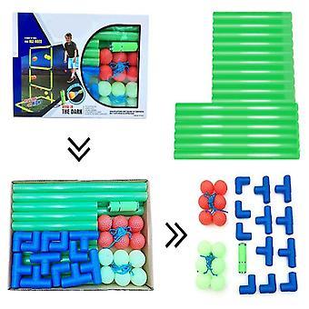ラダーゴルフスローゲーム子供屋内スポーツおもちゃ - A