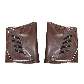 Steampunk Boot Cover Spats