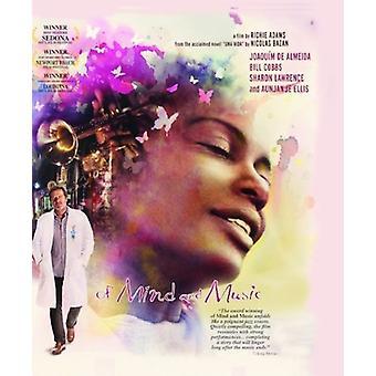 Mind & Music [Blu-ray] USA import