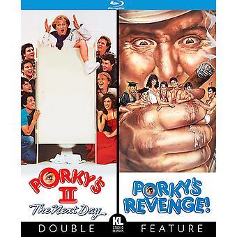 Porky de II: lendemain (1983) / import USA vengeance 1985 [Blu-ray] de Porky