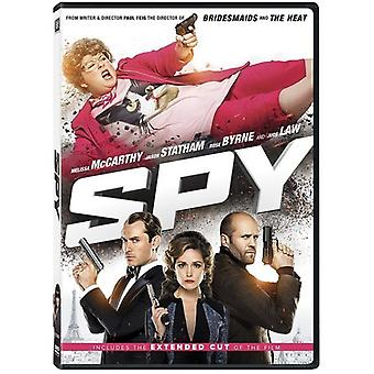 Spion [DVD] USA import
