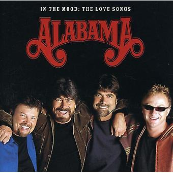 Alabama - In der Mood-Love Songs [CD] USA import
