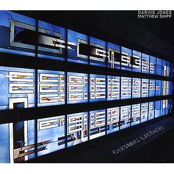 Jones, Darius/Shipp, Matthew - Cosmic Lieder [CD] USA import