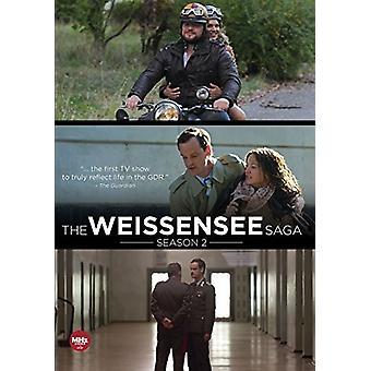 Weissensee Saga: Season 2 [DVD] USA import