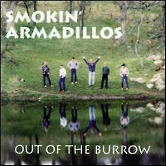Smokin' Armadillos - Out of the Burrow [CD] USA import