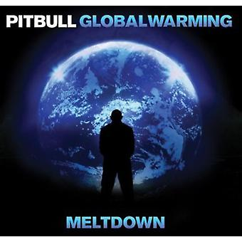Pitbull - Global Warming Meltdown (Deluxe Edition) [CD] USA import