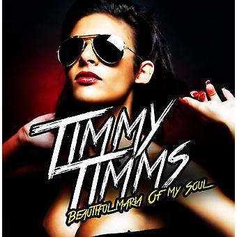 Timmy Timms - Beautiful Maria of My Soul [CD] USA import
