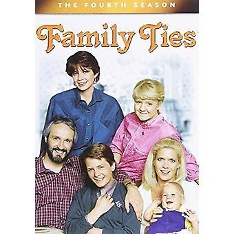 Familienbande: Ssn 4 [DVD] USA importieren
