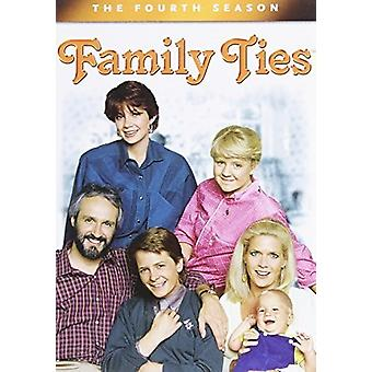Familjeband: Ssn 4 [DVD] USA import