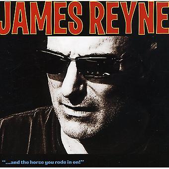 James Reyne - & o cavalo que montou importação EUA [CD]
