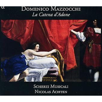 D. Mazzocchi - Domenico Mazzocchi: La Catena D'Adone [CD] USA import