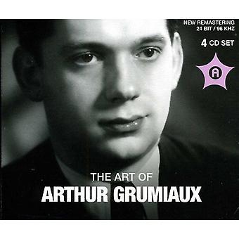 Mozart/Schubert/Mendelssohn/Franck/Brahms, Chausso - importazione USA Art di Arthur Grumiaux [CD]