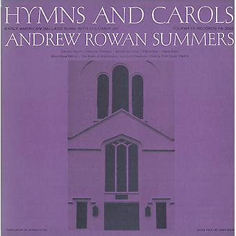 Andrew Rowan Summers - Hymns & Carols [CD] USA import