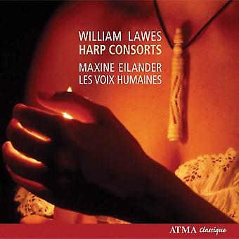 W. Lawes - William Lawes: Harp Consorts [CD] USA import