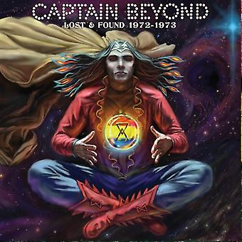 Captain Beyond - Lost & Found 1972-1973 [CD] USA import