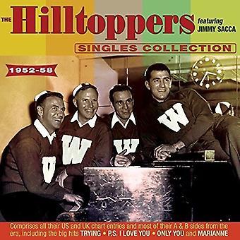 Hilltoppers - Hilltoppers: Samling 1952-58 [CD] USA import