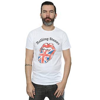 Rolling Stones UK kielen t-paita