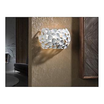 Schuller Narisa Wall Lamp, 2L, White