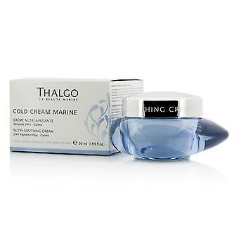 Thalgo Cold Cream Marine Nutri-soothing Cream - For Dry Sensitive Skin - 50ml/1.69oz