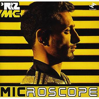 Riz Mc - Microscope [CD] USA import
