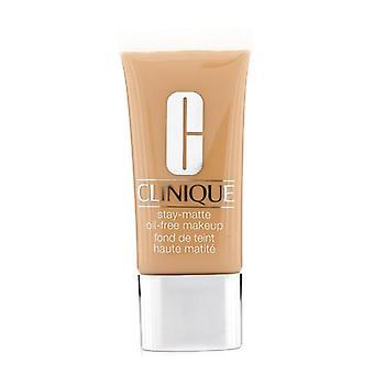 Clinique Stay Matte Oil Free Makeup - € 11 Honig (mf-g) - 30ml/1oz