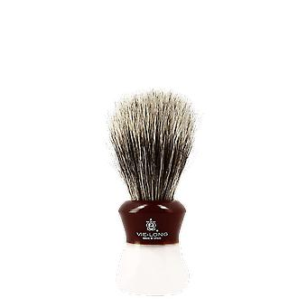 Vie-Long Classic Grey Horse Hair 24mm Shaving Brush