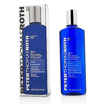 Peter Thomas Roth Glycolic Solutions 3% Cleanser - 250ml/8.5oz