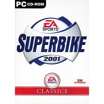 Superbikes 2001 - Classic (PC CD) - Uusi
