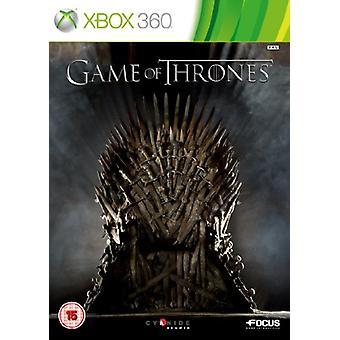 Game of Thrones (Xbox 360) - Neu