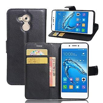Pocket lommebok premie svart i Huawei ære 6C beskyttelse ermet coveret veske nye