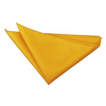 Girassol ouro sólido Check bolso quadrado